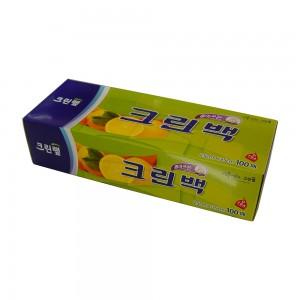 Clean-Wrap-CW021100-Clean-Bag-Size-17cmx25cm-Qty-100pcs