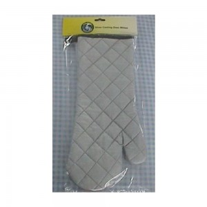 Dolphin-Collection-BT016SST-12-Cotton-Oven-Mitten-W-Silver-Coating-Thick-Filling-Size-10