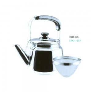 Dolphin-Collection-CXKJ1001-4-Kettle-4L-Strainer-(Single-Induction)