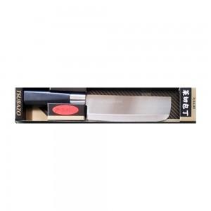 No-Brand-N51475-Stainless-Steel-Japanese-Knife-(Nakiri)-175mm-Size-175mm