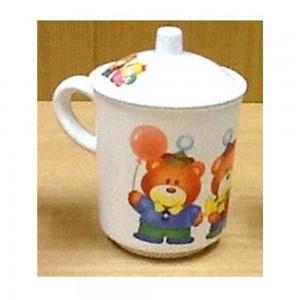 S618C_B_Melamine_Children_Mug_Cover_(Bear)