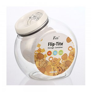 10_Felli_NYL1510A-60_Flip-Tite_Cookie_Jar_Size_23.6_x_14.5_x_24.7_cm_H_Colour_Clear