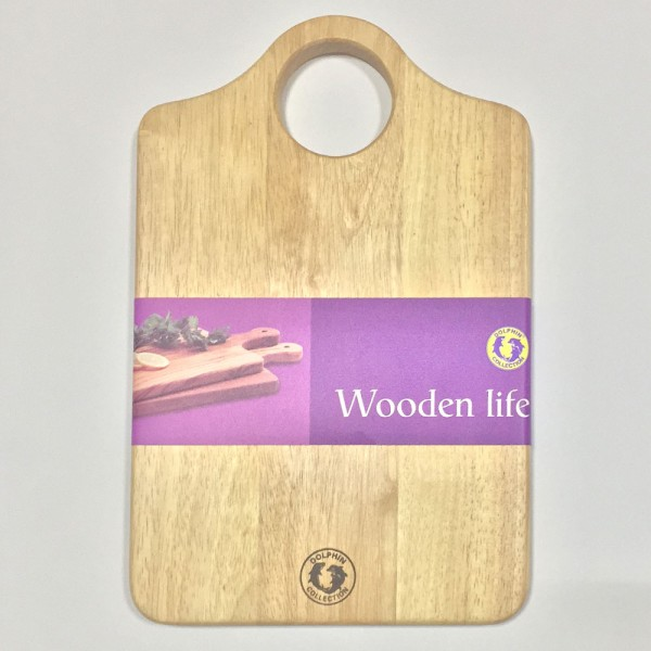 dolphin-cb063m-wooden-cutting-board-33×21.5×1.8cm-nature-color