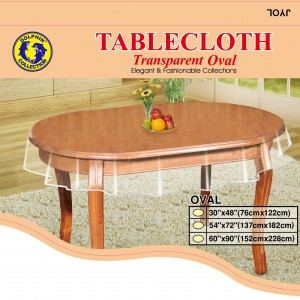 JYOL Oval Tablecloth